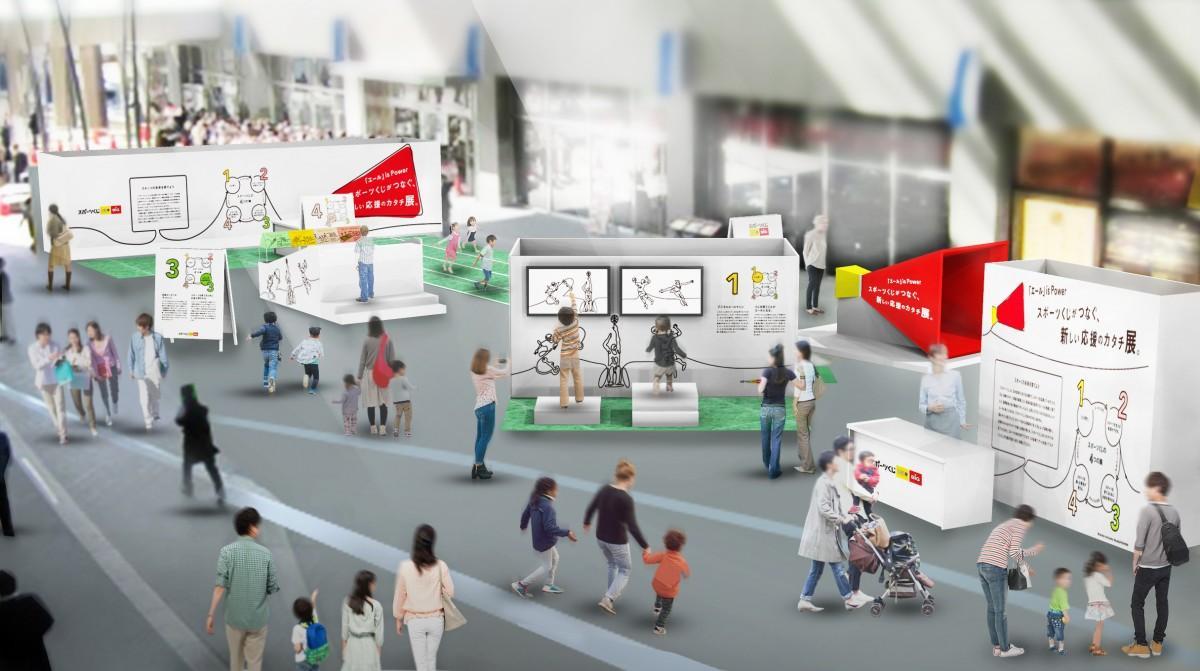 イベントの開催イメージ
