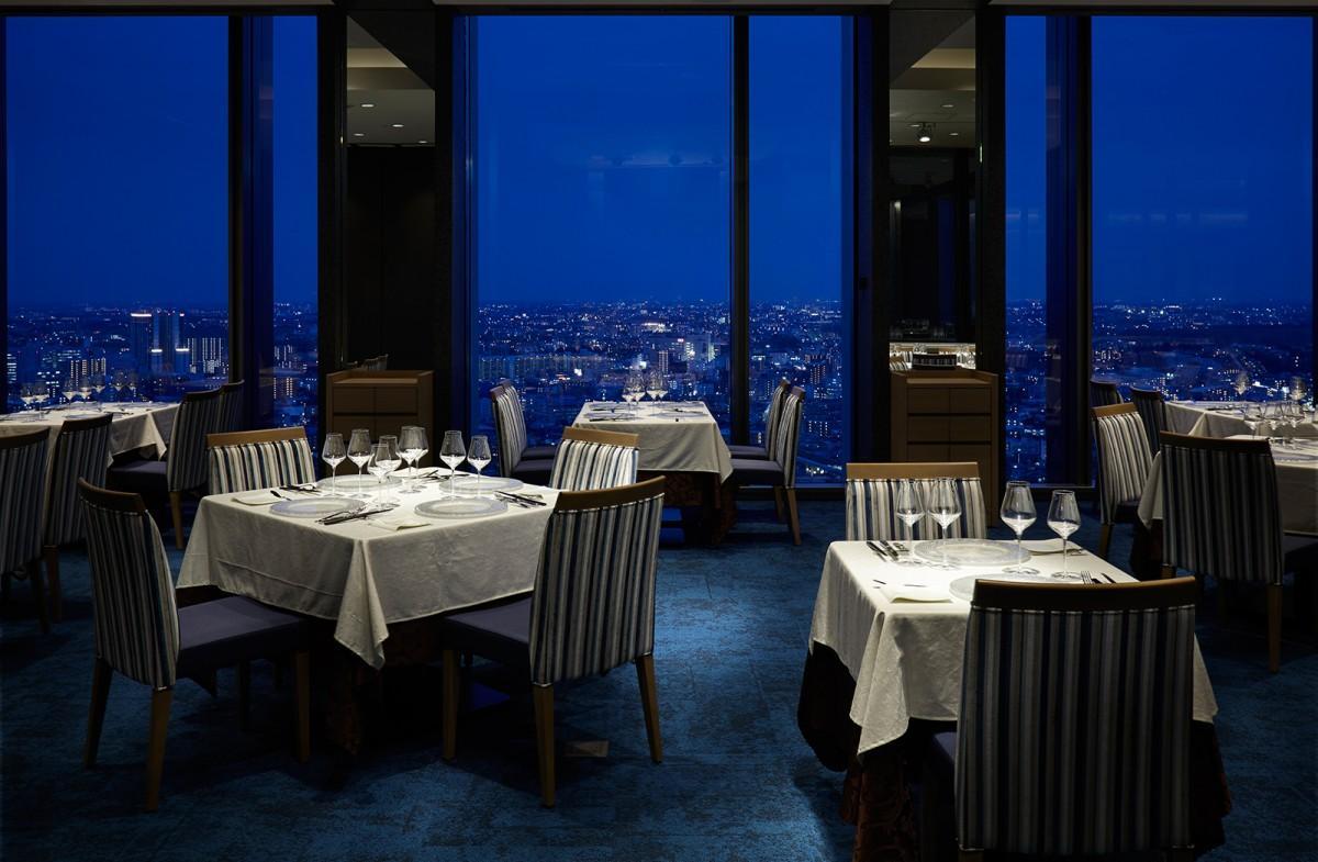 The 30th Restaurantの内観