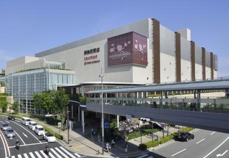 阪急西宮スタジアム跡地に2008年11月26日オープンした阪急西宮ガーデンズ。 3月7日から開業以来最大となる80店舗のリニューアルを行う