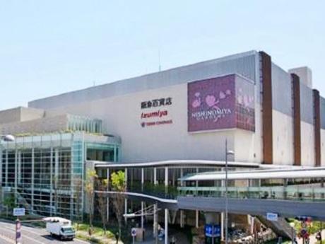 日本政策投資銀行(DBJ)が選ぶ「DBJ Green Building 認証」で最高ランクの「5つ星」を獲得した「阪急西宮ガーデンズ」