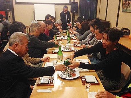 「にしのみや日本酒学校」の様子(2014年)