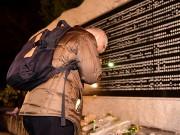 西宮で「震災21年」追悼式典 5時46分に合わせて黙とう