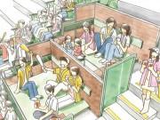 甲子園球場に新シート 家族・グループ用とペア用の2種類