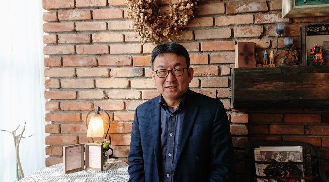 プロデューサーの近藤修平さん