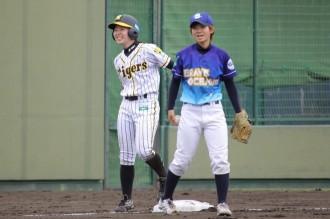 阪神タイガースWomen、「全日本女子硬式野球選手権」出場権奪取
