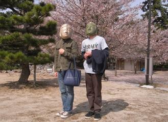 UNDEA HEADの2人