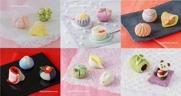 見た目も美しい和菓子「練り切り」