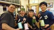 福生の飲食店で「日本酒を楽しむ会」 山形「若乃井酒造」から杜氏招き