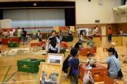 檜原村に全国の木のおもちゃが集結 「ウッドスタート宣言」の一環
