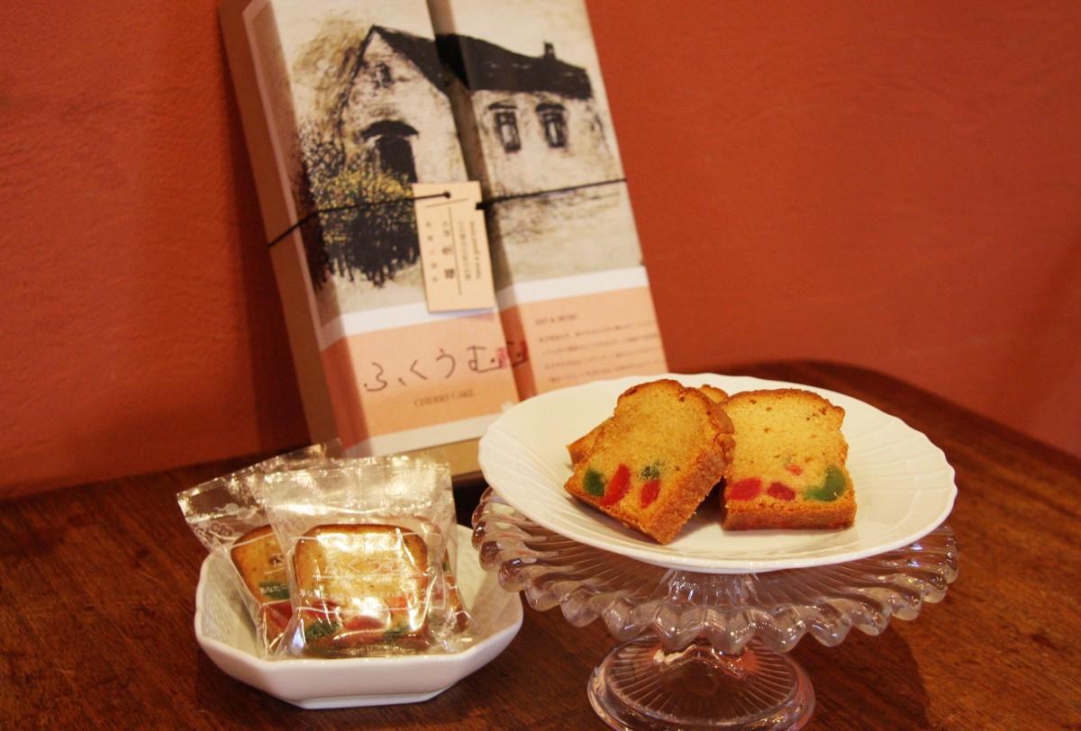 焼き菓子店が福生の新しい土産品「ふくうむ」 パッケージに米軍ハウス