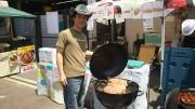 青梅のBBQ場で「肉の宴」 塊肉・骨付き肉・地元産食材など用意