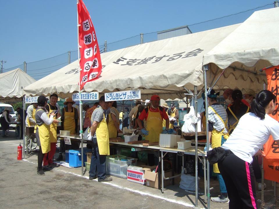 同会がこれまで開催してきた、かすみフードフェスティバルの模様