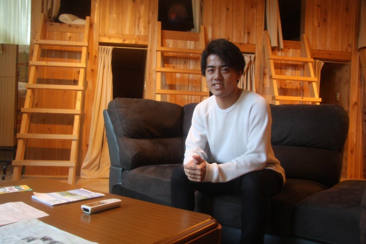 統括プロデューサーの鈴木さん
