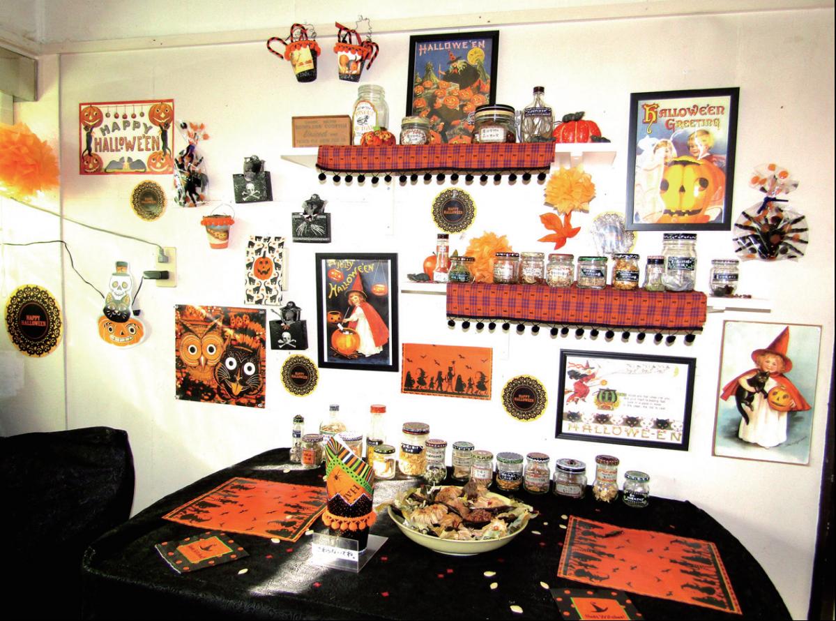 キッチンの展示は写真撮影をする人が多い