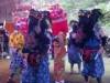 檜原村の伝統芸能・祭り見学会 魅力に触れてほしいとガイド付きで初開催