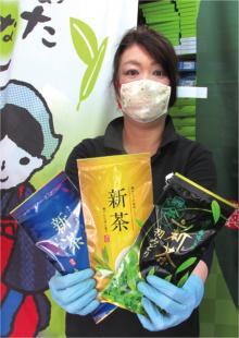 東京狭山茶の新茶、青梅の茶園で販売始まる