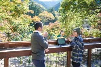 東京山間地域で「ワーケーション」の実証実験 西多摩各地の施設で合同実施