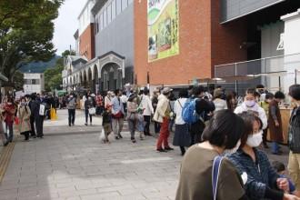 秋川渓谷のイベント「五市マルシェ」、八王子駅で出張開催 沿線PRの一環で