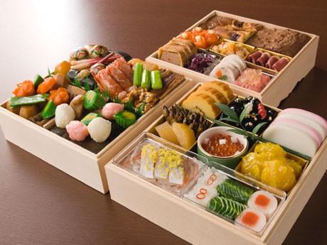 限定40個の富士屋ホテル謹製おせち(36,750円)