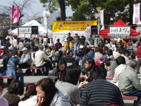 昨年開催の被災者支援イベント