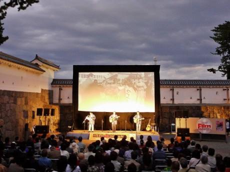 昨年の「小田原映画祭」の様子