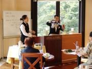 小田急山のホテル「サロン・ド・テ ロザージュ」で紅茶セミナー、開業20周年で