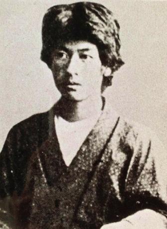 23歳の徳富蘇峰(大江義塾時代・明治18年)