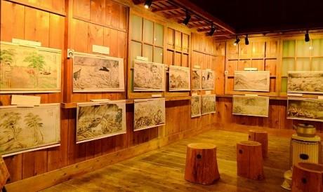 東日本大震災追悼企画「小田原大海嘯(だいかいしょう)展」