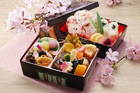 神奈川なでしこブランドの「箱根姫籠膳」