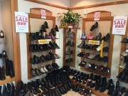 小田原の靴店が96年の「ごひいき」に感謝して「創業祭」開催中