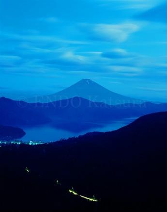 展示される予定の遠藤桂「夏雲 -NATSUGUMO-」(写真提供=箱根写真美術館)