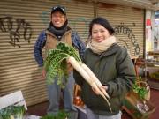 小田原を中心に神奈川の野菜を販売 東京・世田谷で「軒先マーケット」