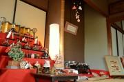 小田原で恒例「清閑亭の雛まつり」 市民が作った「吊し雛」も
