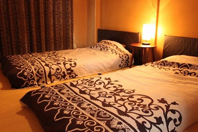 「Odawara Guest house BORRACHA(ボラチャ)」の室内