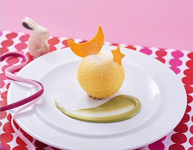箱根ラリック美術館「カフェ・レストラン リス」の参加スイーツ