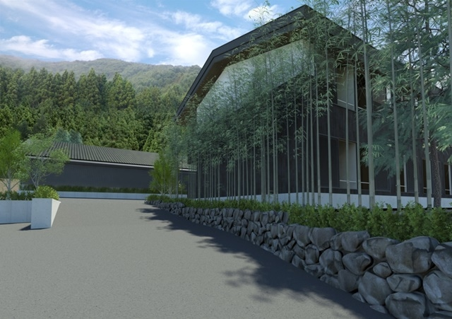 箱根・仙石原に全室露天風呂付客室の旅館を新設