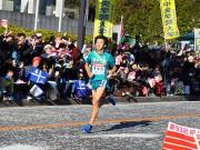 箱根駅伝 往路 青山学院大が往路優勝 早稲田大は33秒差まで追い上げ