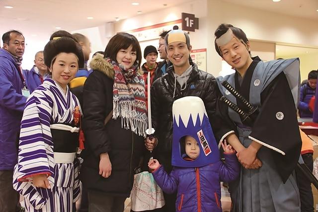 箱根・桃源台で「ニッポンの祭り」 春節休暇で来日する観光客を対象に