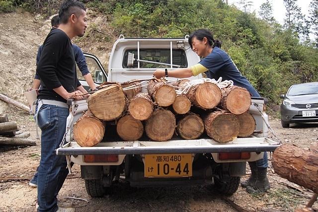 小田原で「暮らしの教室」 「小さく始めてちゃんと稼ぐ・自伐型林業」