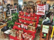 小田原でひな人形展示 31の地元店舗と施設が参画