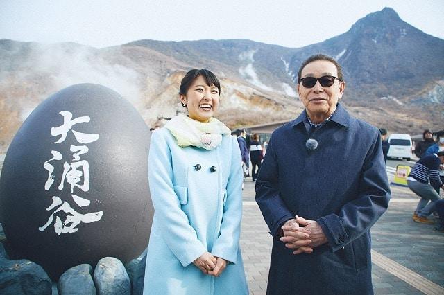 「箱根~箱根の地獄が 極楽を生んだ!?~」の放送は大涌谷からスタートする(写真提供=NHK)