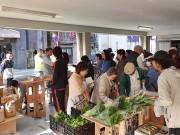 「小田原まちなか朝市」で噂のドレッシングを初出店 「ボラチャ」が販売