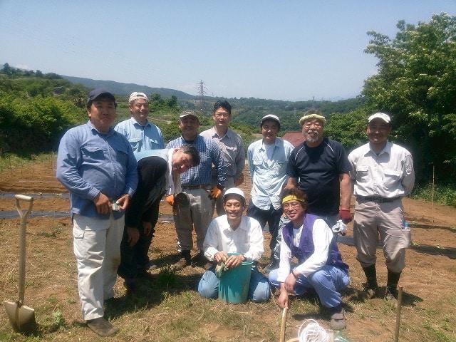 小田原・早川地域の農家グループ