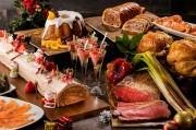 ヒルトン小田原で「クリスマスランチビュッフェ」 シャンパン付きコース料理も