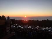 箱根ターンパイクで「初日の出」と「紅富士」 プレミアム入場パス今年も