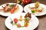 箱根「山のホテル」、フレンチのクリスマスランチ提供開始