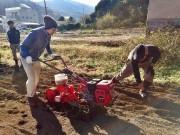 小田原で即席麺作り始まる 2年かけて小麦の種まきから塩作りまで