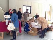小田原で今年最終の「まちなか朝市」 湯豆腐や餅の振る舞いも