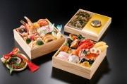 ヒルトン小田原で「おせち」予約販売始まる 三段重仕立て、食材・食感にこだわり
