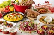 ヒルトン小田原で「マグロ料理満喫」ランチビュッフェ 肉料理やご飯メニューも